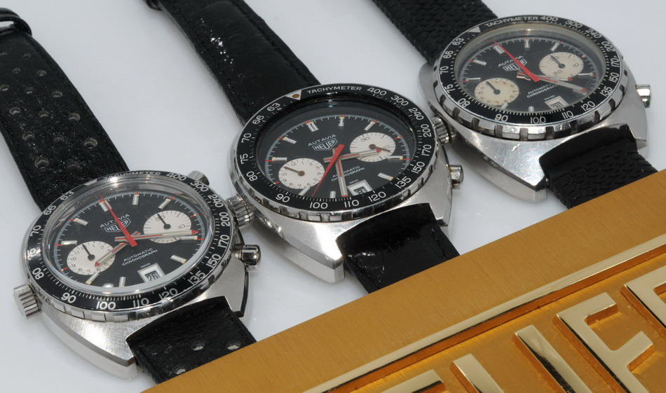 1970s automatic Autavias, Reference 1163, 11630 and 11063