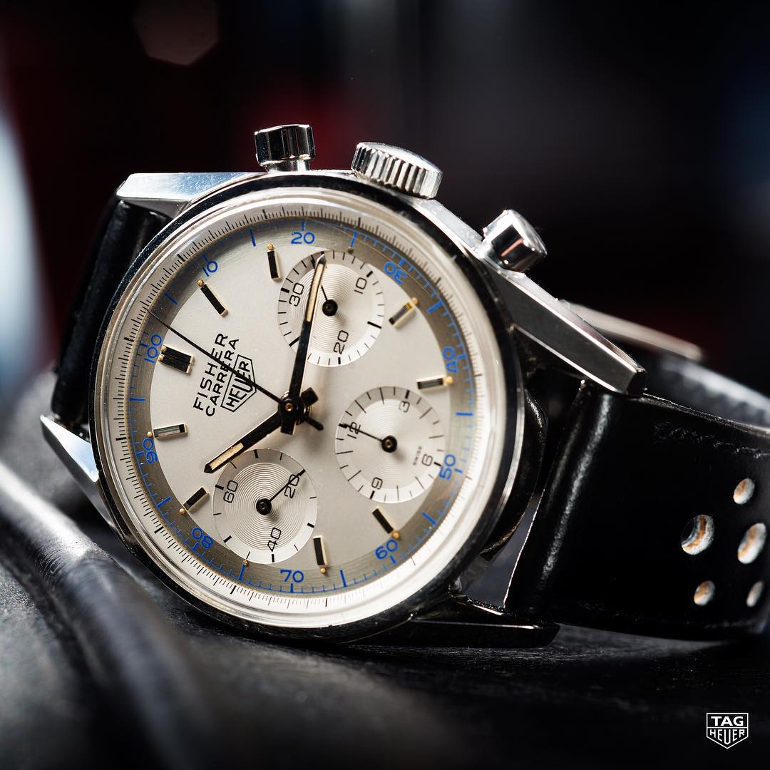 Tag: Vintage Heuers On TAG Heuer Instagram « On The Dash